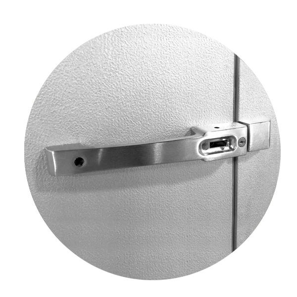 Heavy-Duty Deadbolt Handle Latch